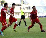 MYANMAR-YANGON-SOCCER-AFF SUZUKI CUP-MALAYSIA VS VIETNAM