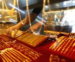 MYANMAR YANGON GOLD PRICE RECORD HIGHT