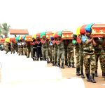 CAMEROON YAOUNDE SOLDIERS BODIES
