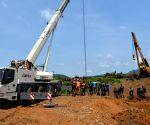 CAMEROON ESEKA ACCIDENT DERAILMENT