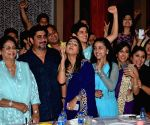 Iftar Party celebration on the sets of Yeh Rishta Kya Kehlata Hai
