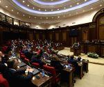 ARMENIA-YEREVAN-NEW PRIME MINISTER