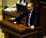 Armenian PM says ready to hold snap polls