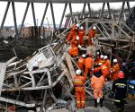 CHINA JIANGXI COLLAPSE ACCIDENT