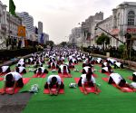 International Yoga Day - Connaught Place