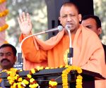 Yogi completes mid-term, says challenges were opportunities