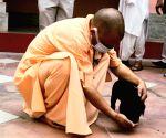 Yogi's 'Gullu' turns into Internet sensation