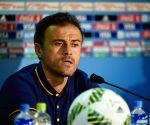 Enrique steps down as Spain coach, Moreno takes helm