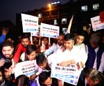Congress' candlelight vigil against death of Unnao rape victim