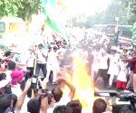 Free Photo: Youth Congress activists protest against farm Bills 2020 & unemployment