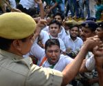 Youth Congress demonstration against Union Government