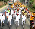 "Congress' ""Jawani Sambhaal Yatra"