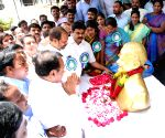 Y.S. Rajasekhara Reddy's 5th death anniversary