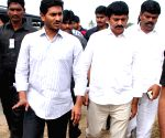 Public rally - YS Jagan Mohan Reddy
