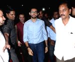 World Environment Day - Sophie Choudry, Sonu Sood, Aditya Thackeray