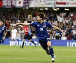 Speedy Japan defeats unorganized Paraguay 2-0 in friendly