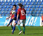 CROATIA-ZADAR-FOOTBALL-2019 FIFA WOMEN'S WORLD CUP-QUALIFIER