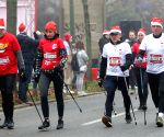 CROATIA ZAGREB ADVENT RUN