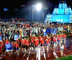 CROATIA ZAGREB EUROPEAN UNIVERSITIES GAMES OPENING