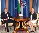 CROATIA ZAGREB BULGARIA PRESIDENT VISIT