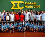 CROATIA-ZAGREB-HUMANITARIAN SPORTS EVENT-GEM SET CROATIA