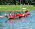 CROATIA-ZAGREB-DRAGON BOAT RACE