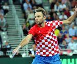 CROATIA-ZAGREB-DAVIS CUP FINAL-CROATIA VS ARGENTINA