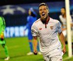CROATIA-ZAGREB-UEFA CHAMPIONS LEAGUE
