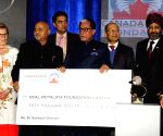 Subhash Chandra gets award from Canada-India Foundation