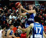 BOSNIA AND HERZEGOVINA-ZENICA-FIBA BASKETBALL WORLD CUP 2019-EUROPEAN QUALIFIERS-BIH VS BUL