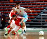 BOSNIA AND HERZEGOVINA-ZENICA-GROUP F-FIFA FUTSAL WORLD CHAMPIONSHIP