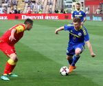 BOSNIA AND HERZEGOVINA-ZENICA-SOCCER-FRIENDLY MATCH-BIH VS MONTENEGRO