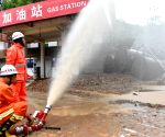 CHINA FUJIAN TYPHOON LANDSLIDES