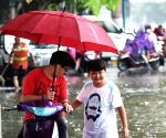 CHINA ZHENGZHOU RAIN