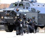 BOSNIA AND HERZEGOVINA-ZIVINICE-POLICE ANTI-TERRORISM EXERCISE