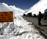 BRO opens ZojiLa Pass connecting Srinagar and Leh