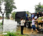 CHINA SHANDONG TYPHOON LEKIMA RELOCATION