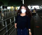 :  Zoya Akhtar Spotted At Airport Departure
