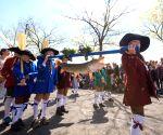 SWITZERLAND-ZURICH-SPRING FESTIVAL PARADE