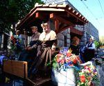 SWITZERLAND ZURICH SPRING FESTIVAL