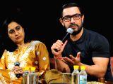 "Book launch - ""MUSIC, MASTI, MODERNITY"" - Aamir Khan"