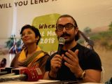 Aamir Khan's press conference