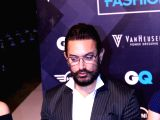 Van Heusen + GQ Fashion Nights 2016 - Aamir Khan