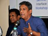 8th Theatre Olympics - Adil Hussain during a masterclass