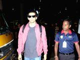 Aditya Roy Kapur spotted at airport