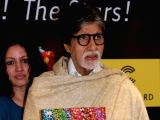 Actor Amitabh Bachchan at BOLLYWOOD the Book Launch in mumbai on Dec 2, 2017.