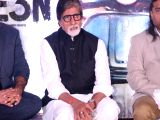 Music launch of film Te3n