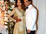 Celebs at wedding ceremony of Bipasha Basu and Karan Singh Grover