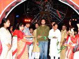 Dev inaugurates Barisha Sarbojanin