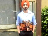 "Soorma"" promotions - Diljit Dosanjh"